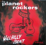 "LP ✦THE PLANET ROCKERS✦ ""Hillbilly Beat"" Rockabilly Roots From Tennessee. Hear♫"
